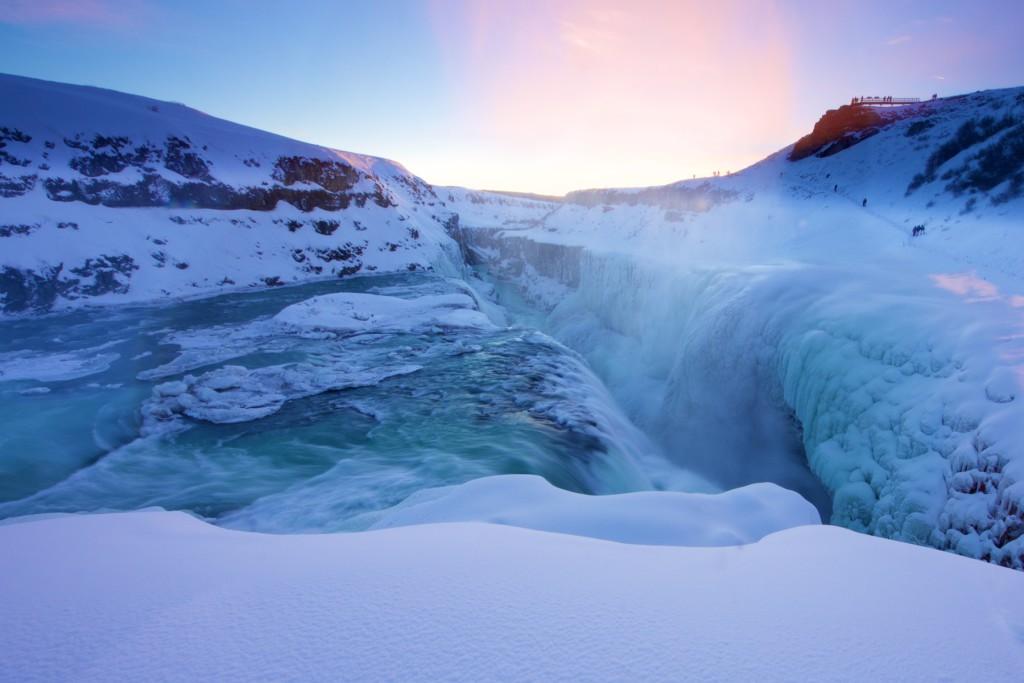 Zimní Island