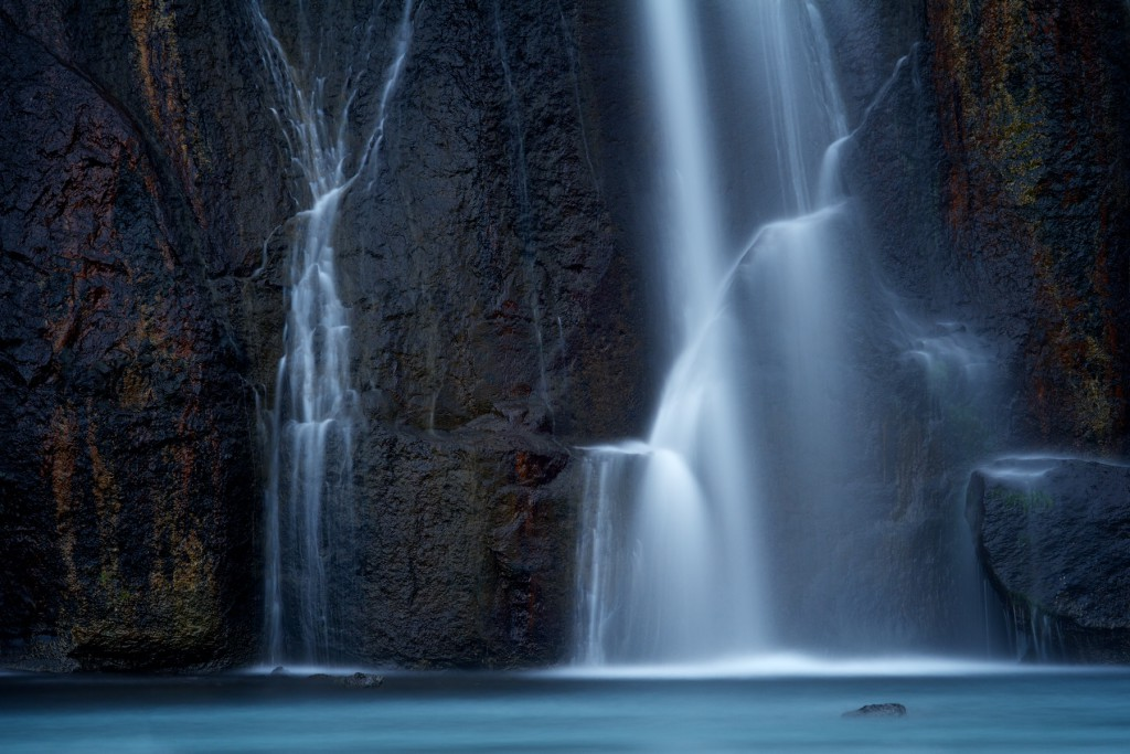 Barnafossar, Iceland