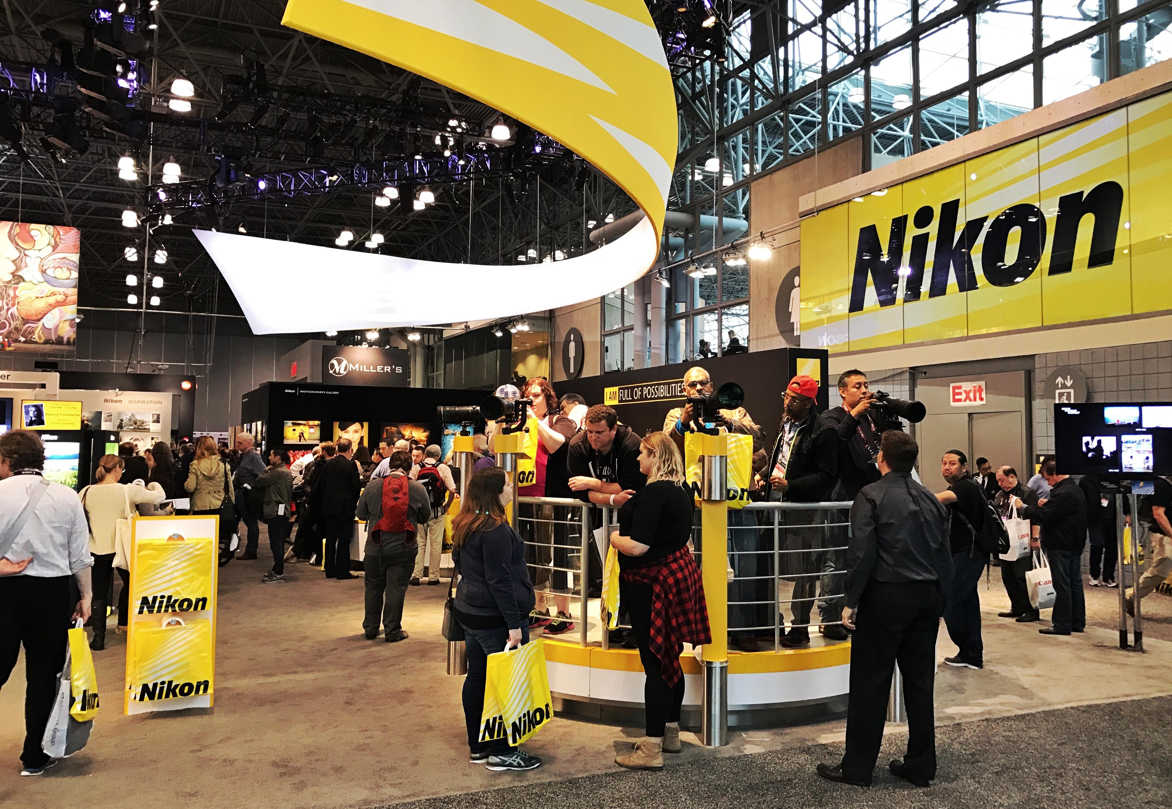 Nikon Photo Plus Expo